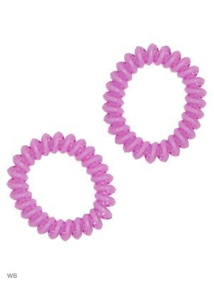Резинки Bizon. Цвет: лиловый