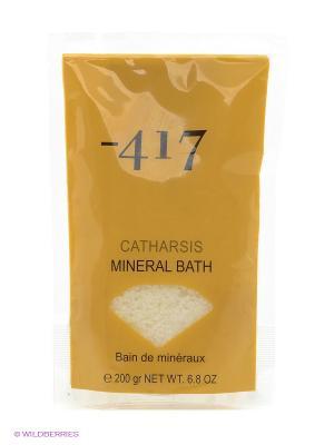 Соль Мертвого моря Катарсис Minus 417. Цвет: горчичный