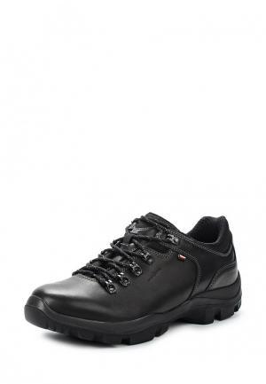 Ботинки трекинговые Wojas. Цвет: черный