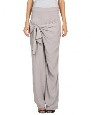 Повседневные брюки ANNE VALERIE HASH. Цвет: серый
