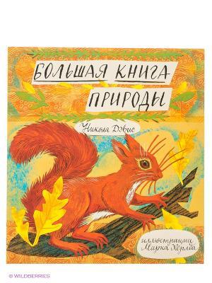 Большая книга природы Издательство Манн, Иванов и Фербер. Цвет: желтый