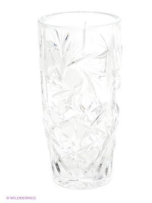 Ваза Crystal Bohemia. Цвет: прозрачный