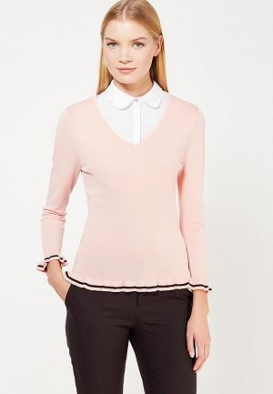 Пуловер Armani Exchange. Цвет: розовый