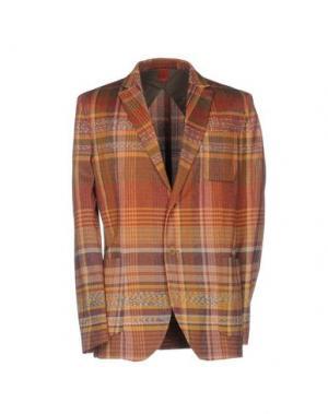 Пиджак MISSONI. Цвет: ржаво-коричневый