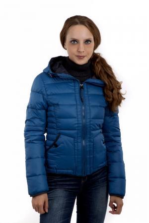Куртка QS. Цвет: синий