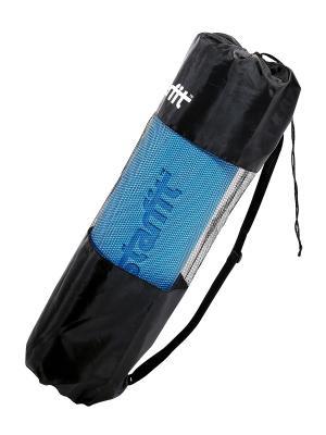 Cумка для ковриков cпортивная STARFIT FA-301, 30x70см, черная. Цвет: черный