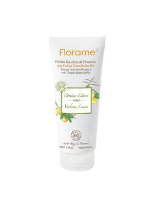 Florame Гель Для Душа  Вербена-Лимон Серия Provence, 180 Мл. Цвет: зеленый