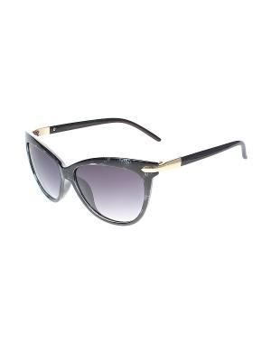 Солнцезащитные очки Migura. Цвет: черный, бирюзовый