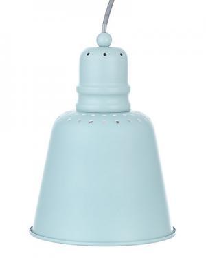 Лампа Sebra. Цвет: синий