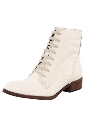 Ankle boots GIANNI GREGORI. Цвет: white