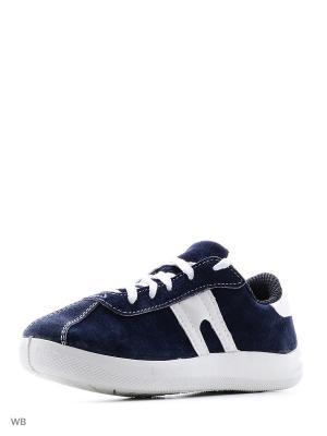 Кеды ШК обувь. Цвет: синий
