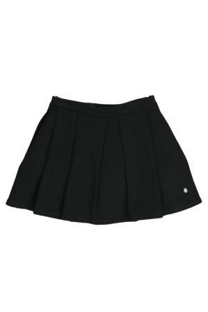 Юбка Baby Dior. Цвет: черный