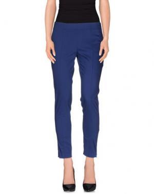 Повседневные брюки KAOS. Цвет: синий