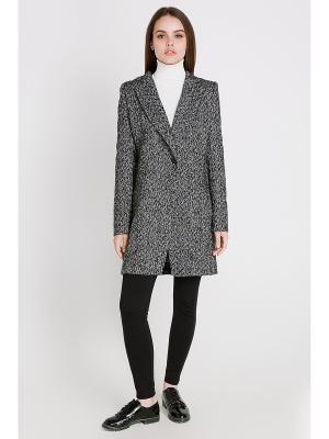 Пальто Concept Club. Цвет: черный