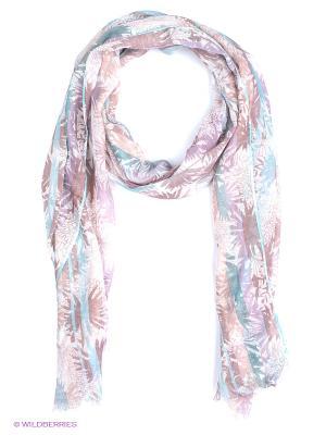 Палантин Labbra. Цвет: бледно-розовый, голубой, бежевый
