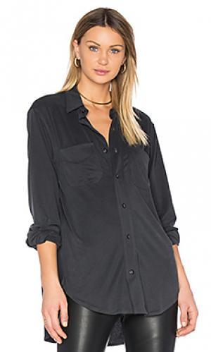 Рубашка Stillwater. Цвет: уголь