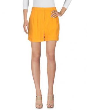 Повседневные шорты NICE THINGS by PALOMA S.. Цвет: оранжевый