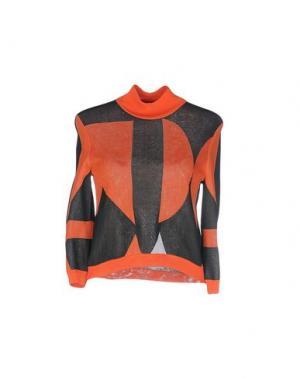 Свитер ARTHUR ARBESSER. Цвет: оранжевый