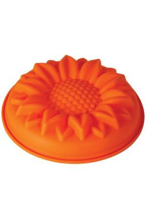 Форма для выпечки Regent Inox. Цвет: оранжевый