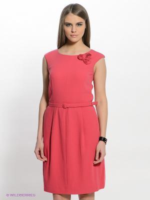 Платье TATUUM. Цвет: розовый