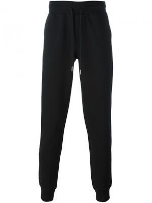 Спортивные брюки Moncler. Цвет: чёрный