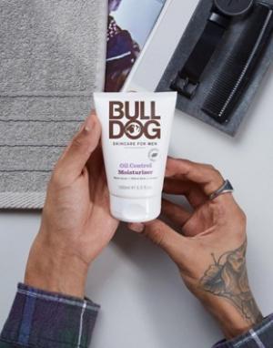 Bulldog Увлажняющее средство Oil Control 100 мл. Цвет: мульти