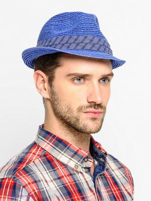 Шляпа Stetson. Цвет: голубой