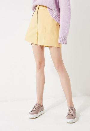 Шорты Escada Sport. Цвет: желтый