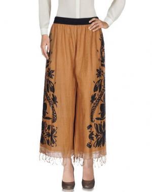 Повседневные брюки SOHO DE LUXE. Цвет: верблюжий