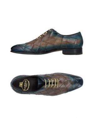 Обувь на шнурках HARRIS. Цвет: хаки