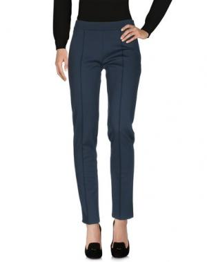 Повседневные брюки ALMERIA. Цвет: темно-зеленый