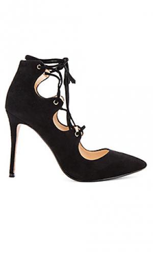 Туфли на каблуке tessa RAYE. Цвет: черный