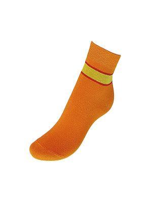 Носки ГРАНД. Цвет: оранжевый