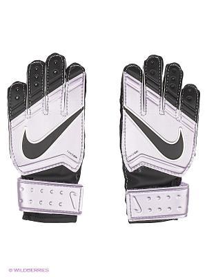 Перчатки NIKE GK JR MATCH. Цвет: фиолетовый