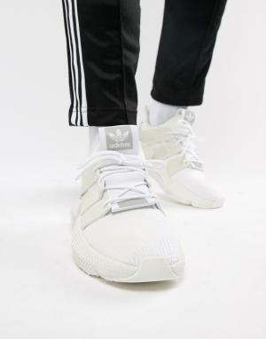 Adidas Originals Белые кроссовки Prophere B37454. Цвет: белый