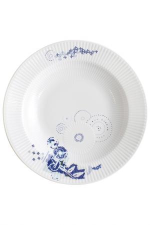 Тарелка глубокая, 22 см KAHLA. Цвет: белый
