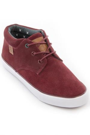 SNEAKERS POLO CLUB С.H.A.. Цвет: bordeaux