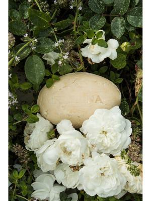 Натуральное мыло С белой глиной Siberina. Цвет: бежевый
