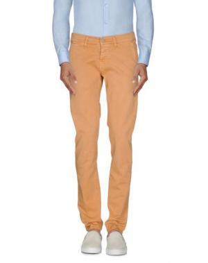 Повседневные брюки 2W2M. Цвет: верблюжий