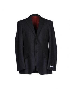 Пиджак RICHARD JAMES. Цвет: стальной серый