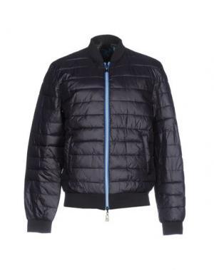 Куртка 40WEFT. Цвет: темно-синий