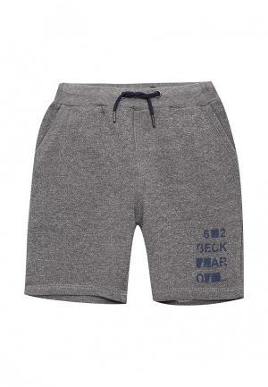 Шорты спортивные B-Karo. Цвет: серый