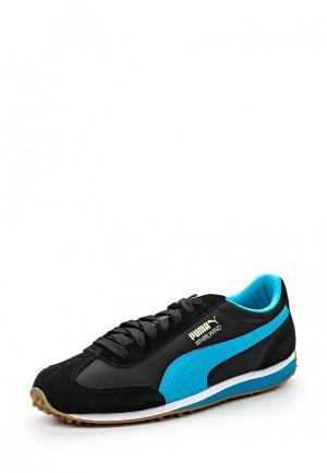 Кроссовки Puma. Цвет: черный