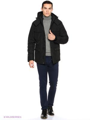 Пальто Colin's. Цвет: черный