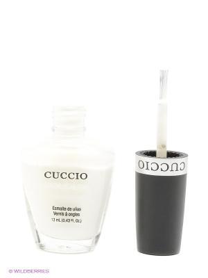 Лак для ногтей Cuccio Colour, Verona Lace, 13 COLOUR. Цвет: белый