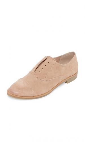 Ботинки на шнурках Cooper Dolce Vita. Цвет: розовый