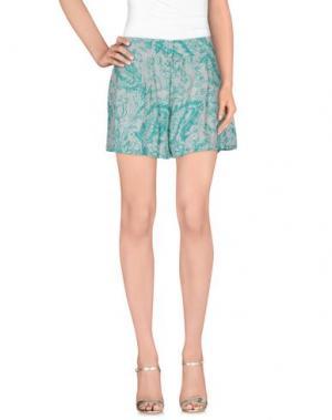 Повседневные шорты ANTIK BATIK. Цвет: светло-зеленый