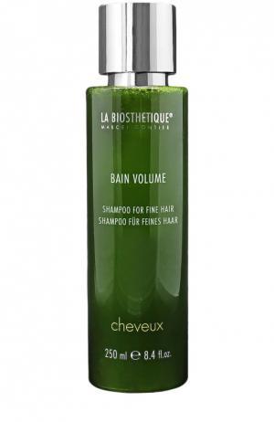 Укрепляющий шампунь на основе природных компонентов La Biosthetique. Цвет: бесцветный