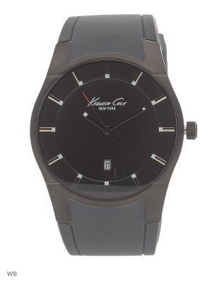 Часы Kenneth Cole. Цвет: серый
