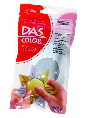 Das паста для моделирования,150гр,цвет серебристый FILA. Цвет: бежевый, красный, белый